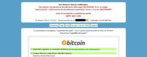 ransomware amenaza internet