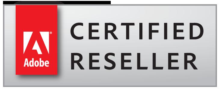 Certified Reseller badge 2 lines 1